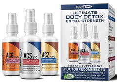 Results RNA | Ultimate Body Detox Extra Strength | 4 oz System