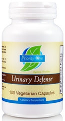 Priority One | Urinary Defense | 100 Vegetarian Capsules