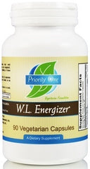 Priority One | W.L. (Weight Loss) Energizer | 90 Vegetarian Capsules
