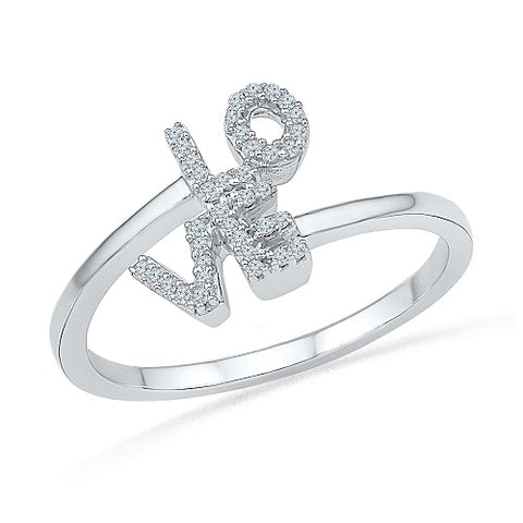 Love Forever Everyday Diamond Ring @ Radiant Bay