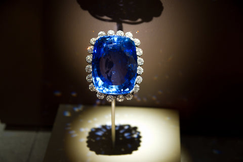 the logan sapphire- 4 of the most famous sapphires