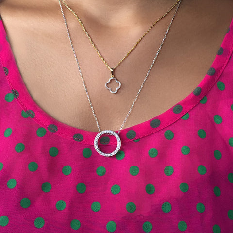 dainty minimalist pendants at radiant bay