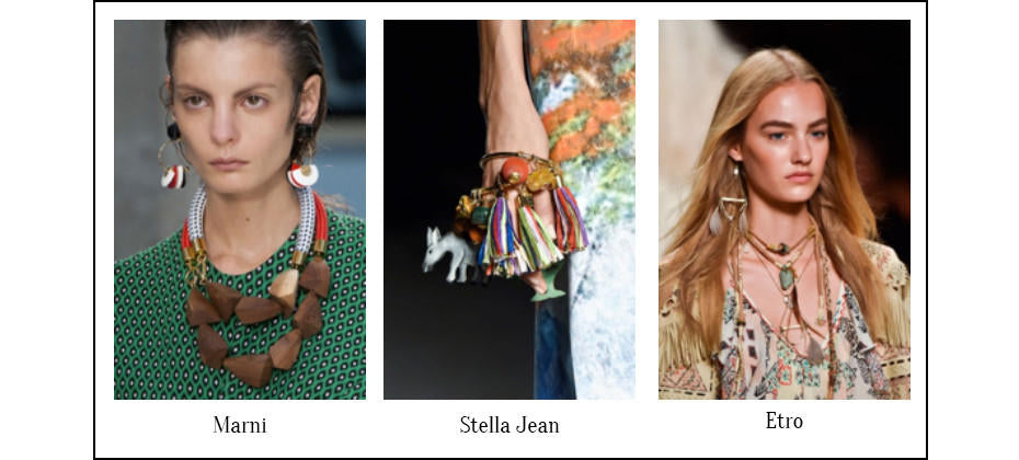Hippie Talisman- Jewellery Trend Report for Spring 2015