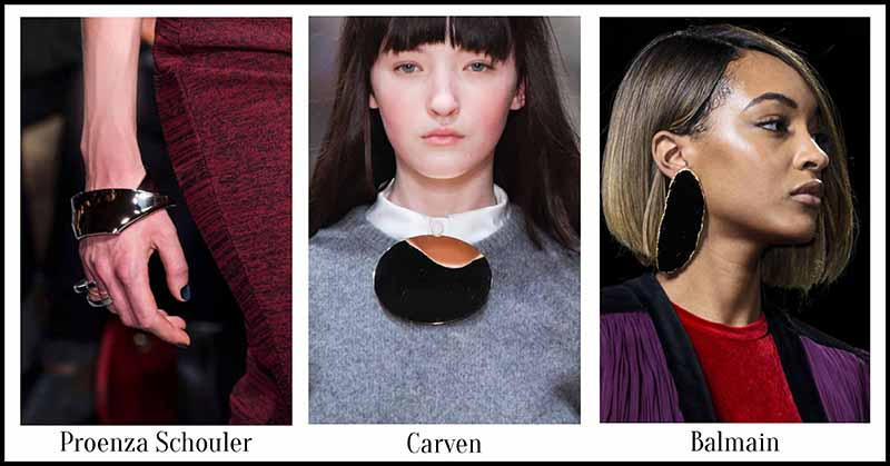 80s Revival - Fall Jewellery for Autumn/Winter 2015