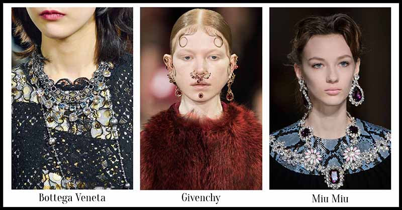 Baroque - Fall Jewellery for Autumn/Winter 2015