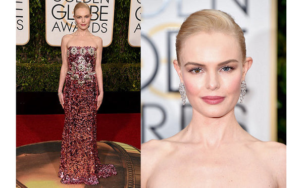 Top 10 pieces of jewellery at the Golden Globes 2016- Kate Bosworth