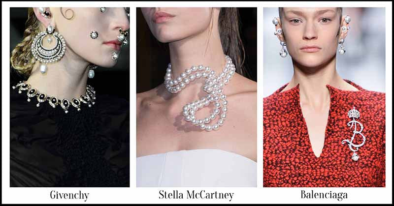 Pearls - Fall Jewellery for Autumn/Winter 2015