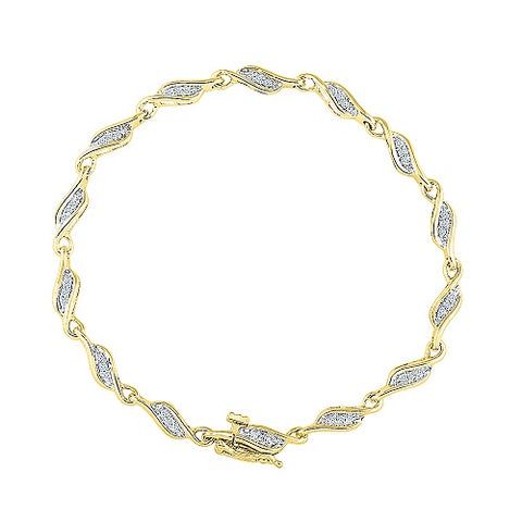 Worldly Wise Diamond Bracelet- Radiant Bay