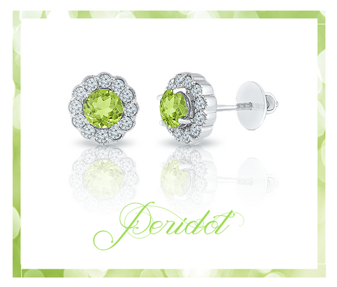 9 Gemstones You Don't Know About - and What They Mean- Peridot