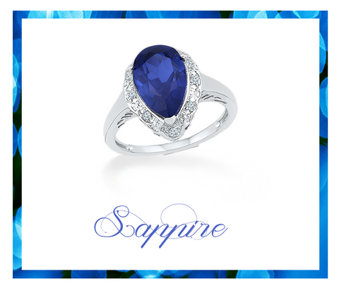 9 Gemstones You Don't Know About - and What They Mean- Sapphire