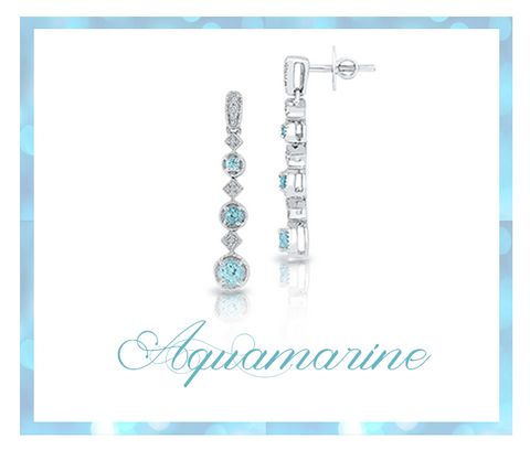 9 Gemstones You Don't Know About - and What They Mean- Aquamarine