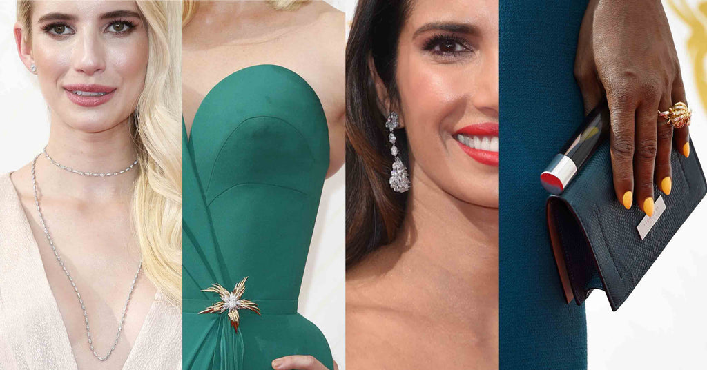 top 10 jewellery at the 2015 Emmy Awards