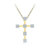 Thy Belief Cross Pendant