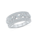 Queen Sheen Diamond Ring