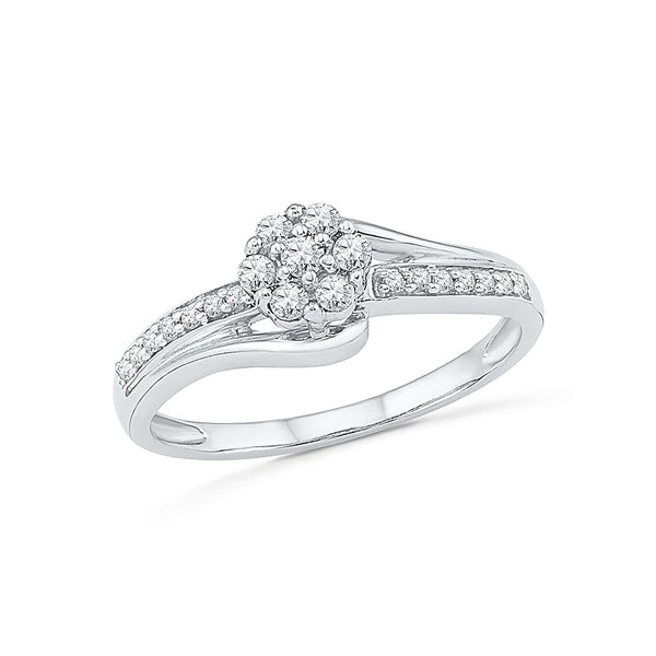 Glitz Everyday Diamond Ring