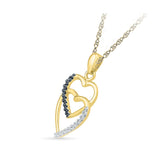 Addicted to Love Diamond Pendant