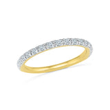 Forge Diamond Band Ring