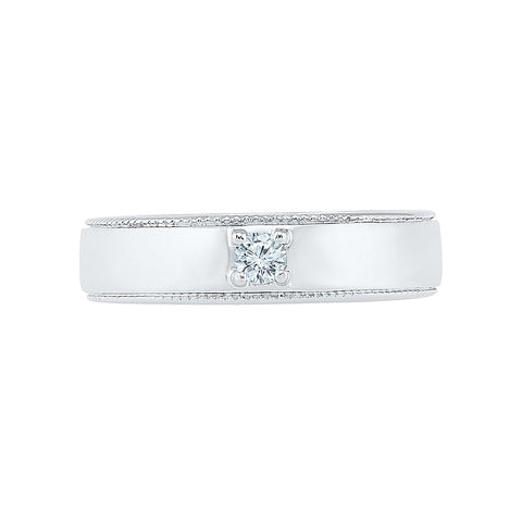 Lavish Prince Engagement Band