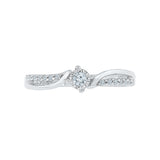 Best of Me Diamond Engagement Ring