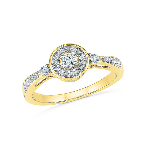 Eternal Oath Diamond Engagement Ring