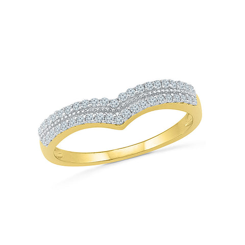 Glorius Everyday Diamond Band Ring