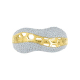 Best of Halo Diamond Cocktail Ring for women