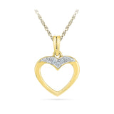 Lovestruck Diamond Pendant