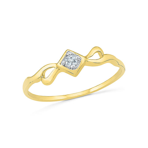 Enticement Everyday Diamond Ring