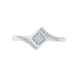 Endless Love Diamond Engagement Ring