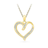 Happy Diamonds Heart Pendant
