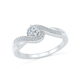 A Class Higher Diamond Engagement Ring - Radiant Bay