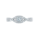 The Promise Diamond Engagement Ring