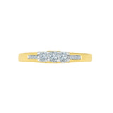 Allure Everyday Diamond Ring