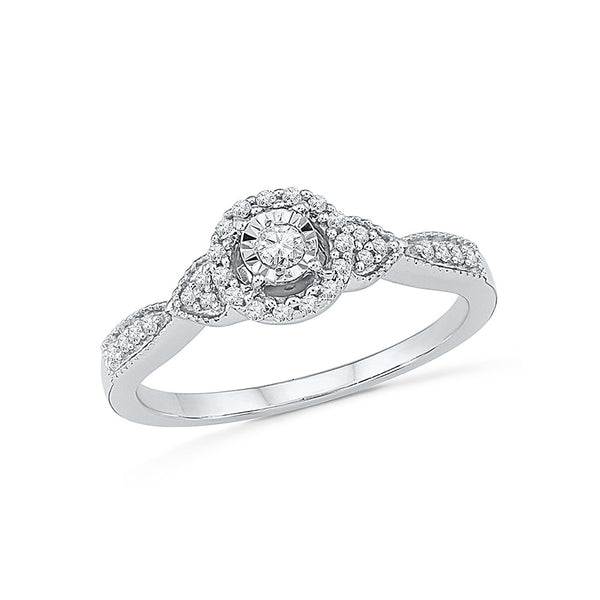 Together  Forever Diamond Ring