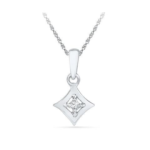 Always Shine Diamond Pendant