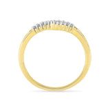 Power Diamond Everyday Ring