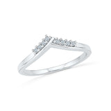 14k, 18k white and yellow gold Power Diamond Everyday Ring in PRONG setting for women online