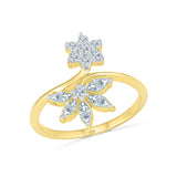 Floral Miracles Everyday Diamond Ring