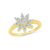 Floral wonders Everyday Diamond Ring