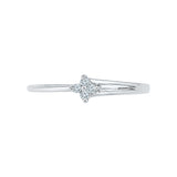 Endearing Oath Diamond Engagement Ring