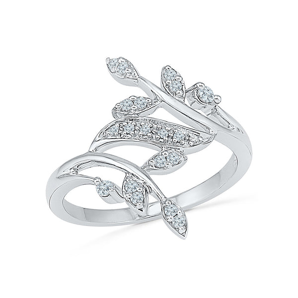 Diamond Spring Cocktail Ring