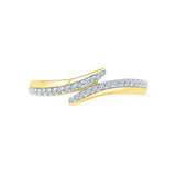Charm Everyday Diamond Band Ring