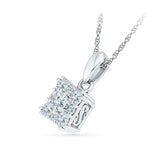 Fashionably Yours Diamond Pendant