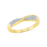 14k, 18k white and yellow gold Grace Premium Everyday Diamond Ring in PRONG setting for women online