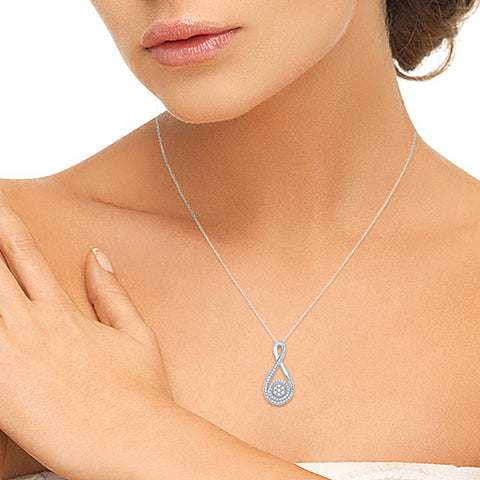 Apealing Everyday Diamond Pendant