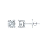 Feel-Good Diamond Studs