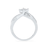 Diamond Promise Engagement Ring