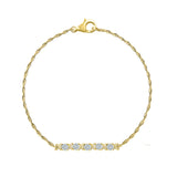 Mood Matcher Diamond Bracelet