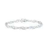 Sumptuous Diamond Bracelet