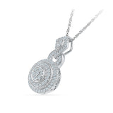 Inheritance Diamond Pendant
